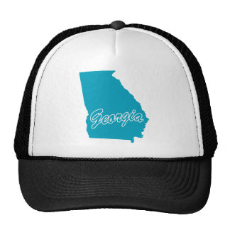 State Georgia Hats