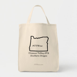 State Grocery Tote Grocery Tote Bag