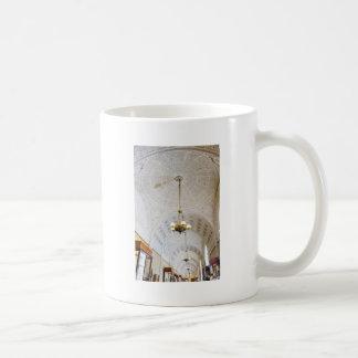 State Hermitage Museum St. Petersburg Russia Basic White Mug