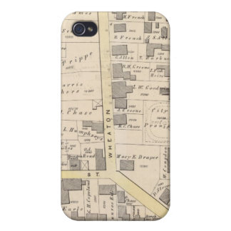 State House city of Providence iPhone 4 Cover
