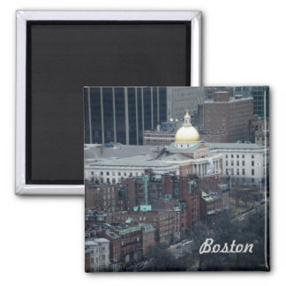 State House Square Magnet