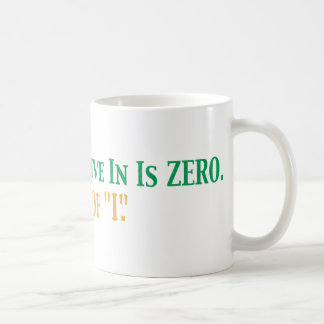 State I live in Basic White Mug