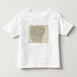 State of Arkansas Toddler T-Shirt