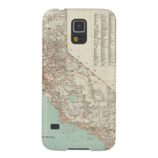 State of California 2 Galaxy S5 Cases