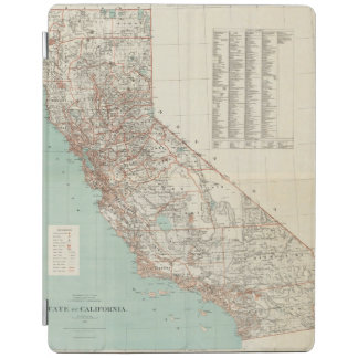 State of California 2 iPad Cover