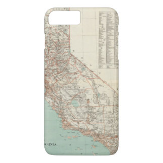 State of California 2 iPhone 8 Plus/7 Plus Case