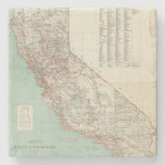 State of California 2 Stone Coaster