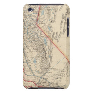 State of California Barely There iPod Cases