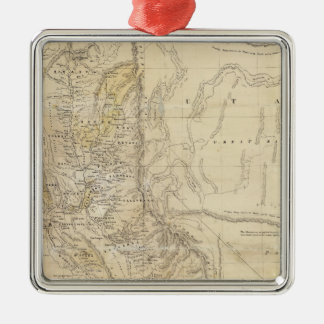 State of California Christmas Ornament