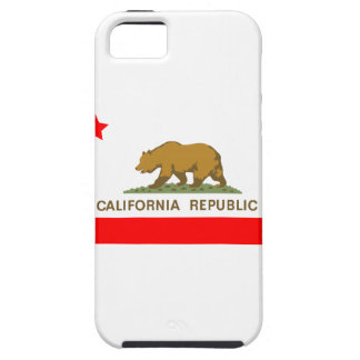 State of California Flag iPhone 5 Cases