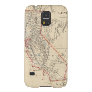 State of California Galaxy S5 Cover