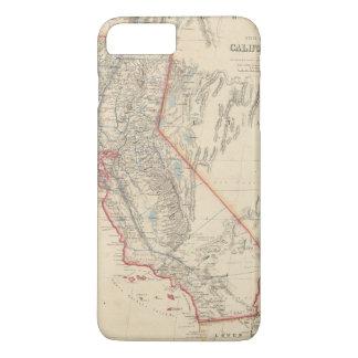 State of California iPhone 8 Plus/7 Plus Case