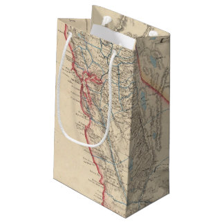 State of California Small Gift Bag