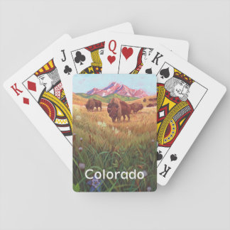 State of Colorado Playing Cards