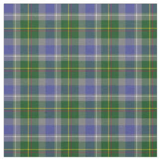 State of Connecticut Tartan Fabric