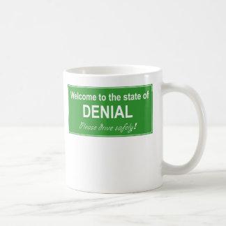 State of Denial Mug