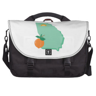 State Of Georgia Bag For Laptop