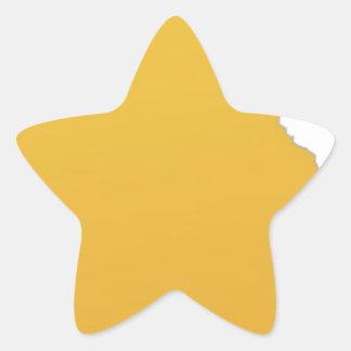 State of Georgia Star Sticker