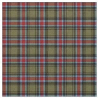 State of Georgia Tartan Fabric