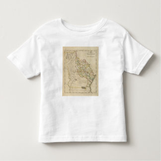 State of Georgia Toddler T-Shirt