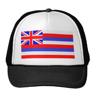 State of Hawaii Trucker Hat