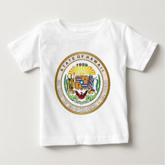 State of Hawaii Great seal Baby T-Shirt