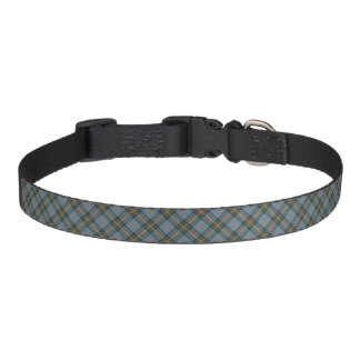 State of Hawaii Tartan Pet Collar