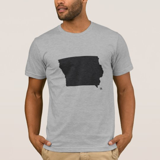 State of Iowa T-Shirt