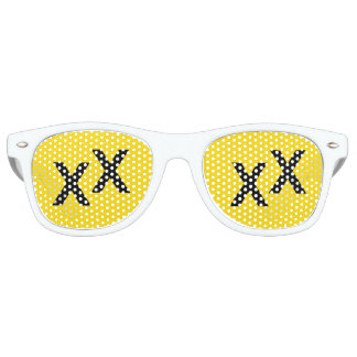State of Jefferson Double Cross X X Party Shades
