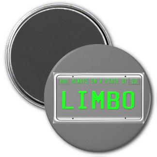 State of Limbo Fridge Magnet