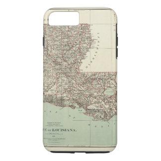 State of Louisiana iPhone 8 Plus/7 Plus Case
