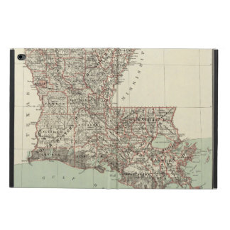 State of Louisiana Powis iPad Air 2 Case
