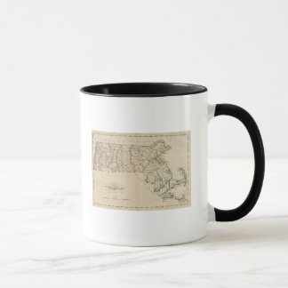 State of Massachusetts 3 Mug