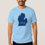 State of Michigan T-shirts