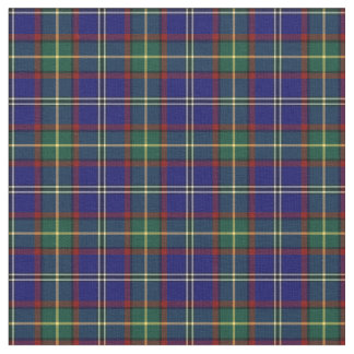 State of Minnesota Tartan Fabric
