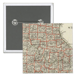 State of Missouri 15 Cm Square Badge