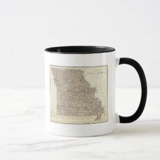 State of Missouri Mug