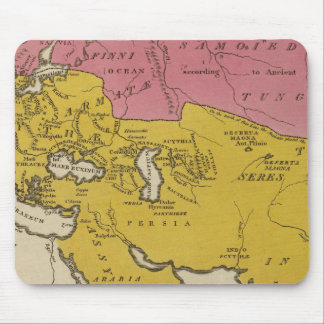 State of Nations at the Christian aera Mouse Pad