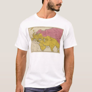 State of Nations at the Christian aera T-Shirt