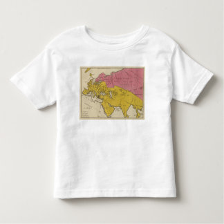State of Nations at the Christian aera Toddler T-Shirt