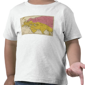 State of Nations at the Christian aera Tee Shirts