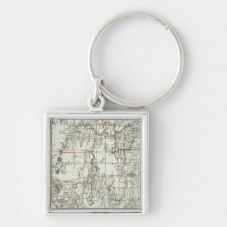 State Of Nevada Key Ring