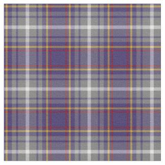 State of Nevada Tartan Fabric