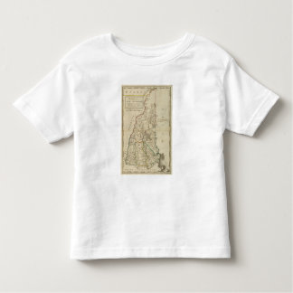 State of New Hampshire 2 Toddler T-Shirt