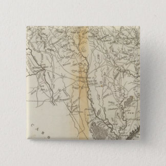 State of North Carolina 15 Cm Square Badge