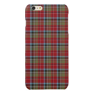 State of North Carolina Tartan iPhone 6 Plus Case