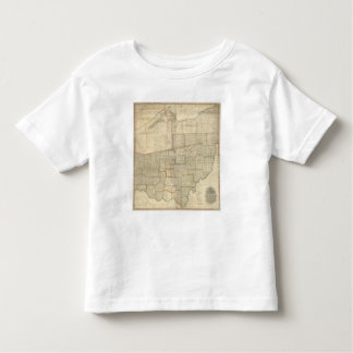 State of Ohio 2 Toddler T-Shirt