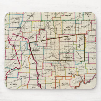 State of Ohio Mouse Mat