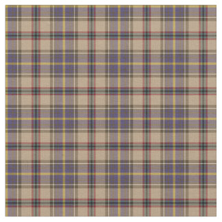 State of Oregon Tartan Fabric