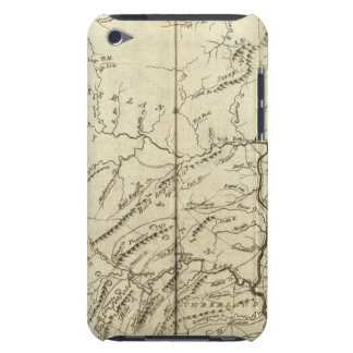 State of Pennsylvania iPod Touch Covers